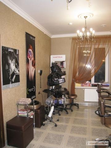 Интерьер салона красоты «Византия»
